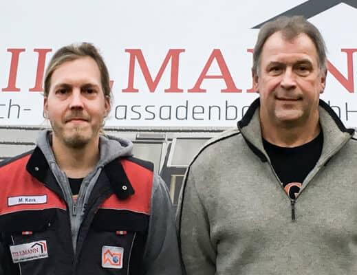 Team von Tillmann Dach- und Fassadenbau GmbH